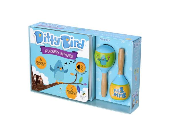 Ditty Birds Nursery Rhymes Gift Set