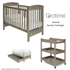 Grotime Hannah Nursery Package