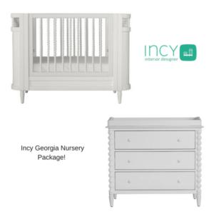 Incy Georgia Nursery Package