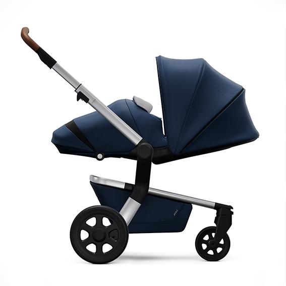 Joolz Hub Cocoon Earth Parrot blue Stroller
