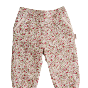 Love Henry Cream Floral Harem Pants