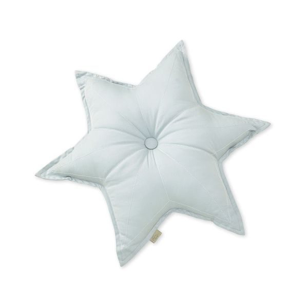 Cam Cam Blue Mist Star Cushion