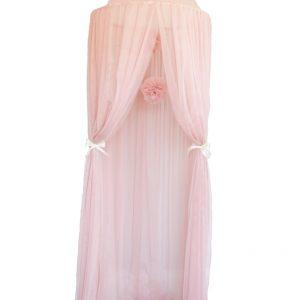 Alimrose Pom Pom Canopy Blush