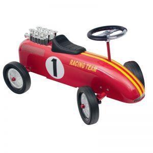 Goki Ride On Vehicle Red Racing