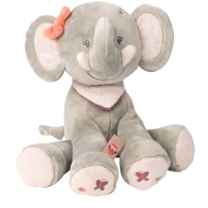 Nattou Cuddly Adele the Elephant