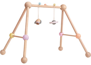 PlanToys Play Gym Pastel