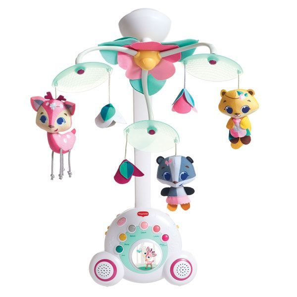 Tiny Love Tiny Princess Tales Soothe 'n Groove Mobile