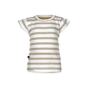 nOeser Sand Frill Stripe T-Shirt