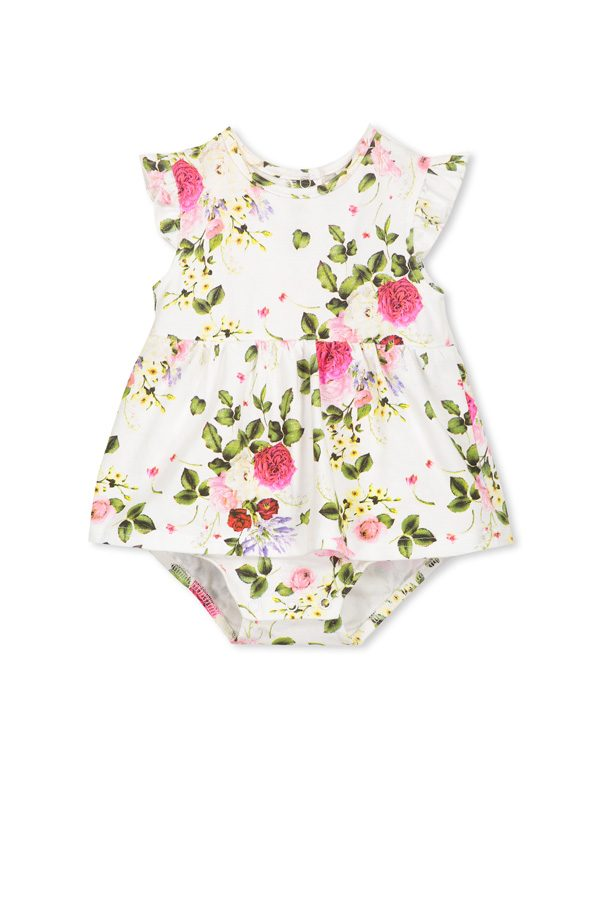 Milky Rosebloom Dress
