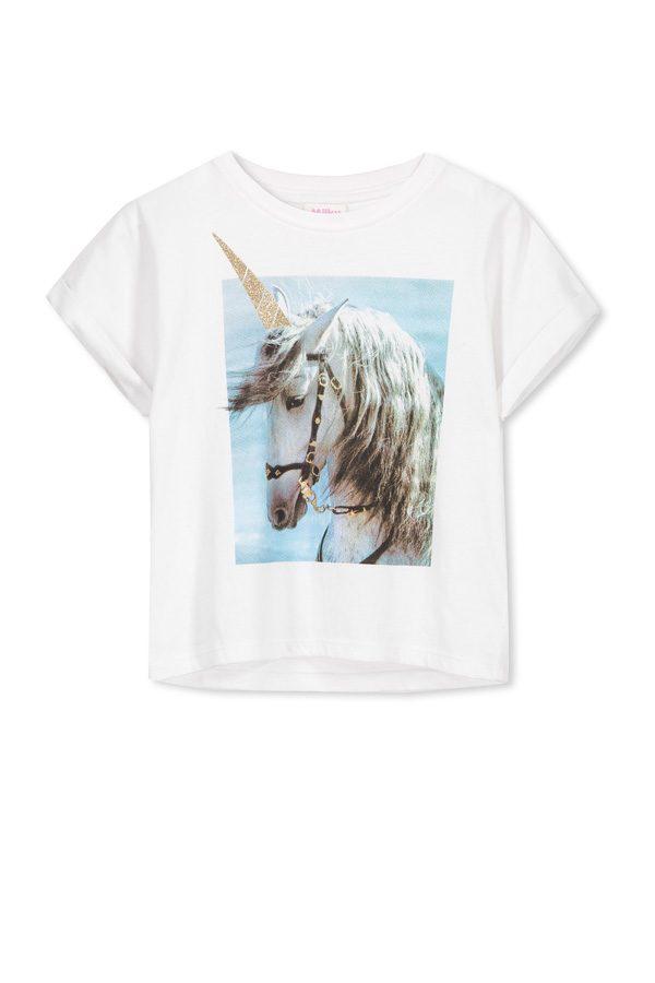 Milky Unicorn Tee Shirt