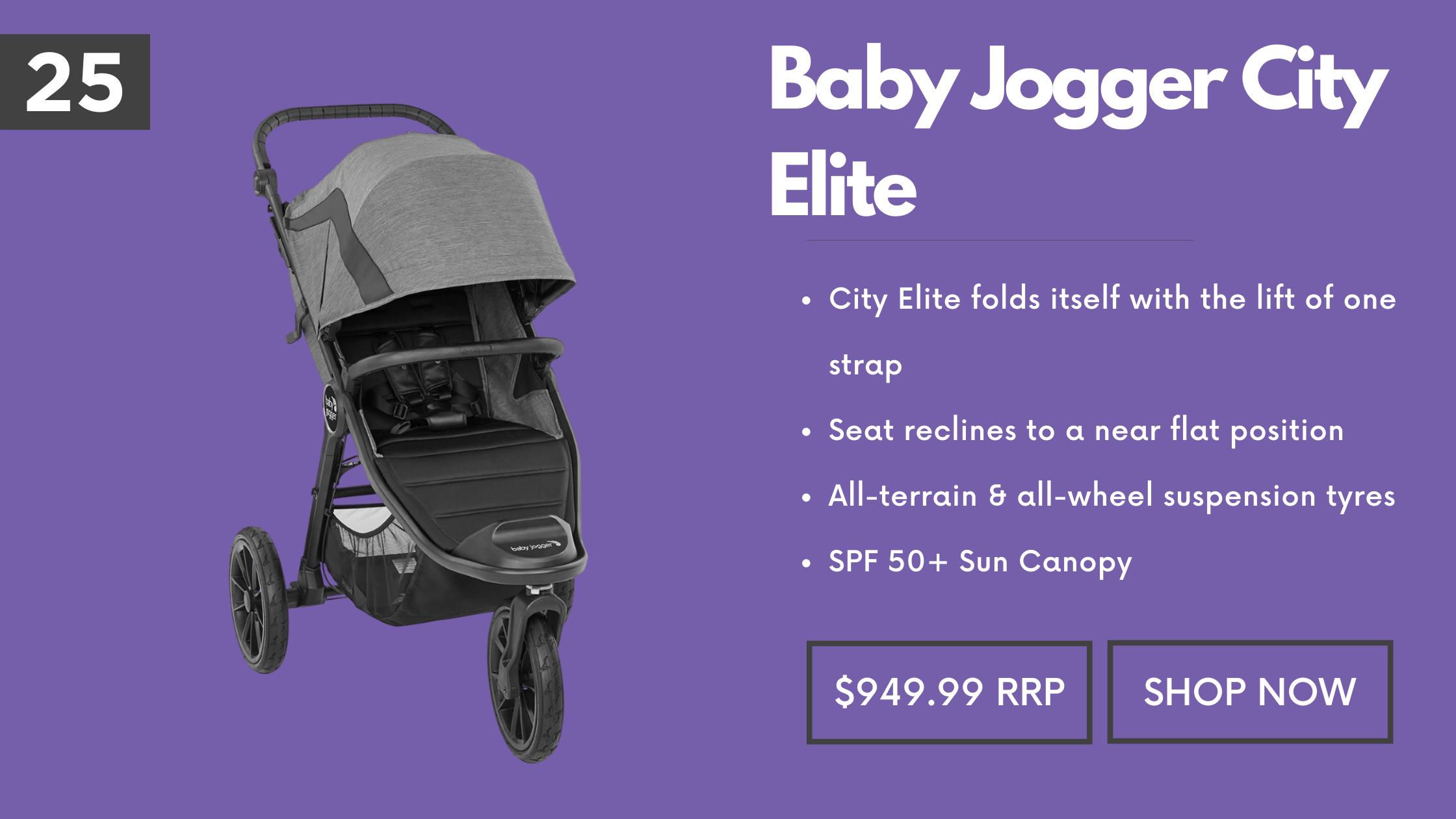 Baby Joggers City Elite
