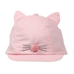 Fox & Finch Tweet Pink Cap