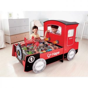Hape Engine Play Table