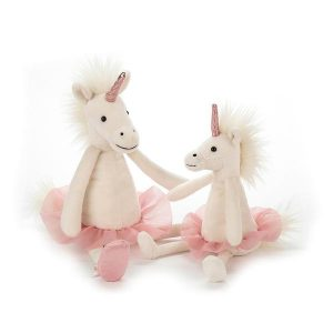 Jellycat Darcy Dancing Unicorn