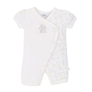 Bebe Gigi Watering Can Wrap Romper