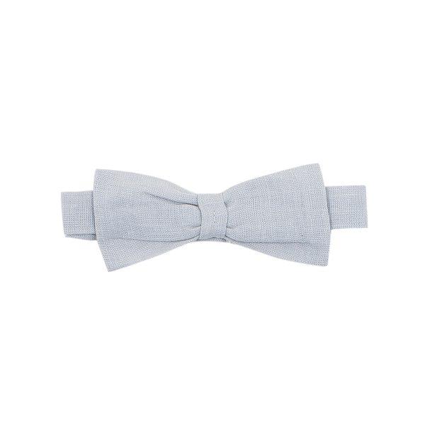 Bebe Theo Linen Bow Tie