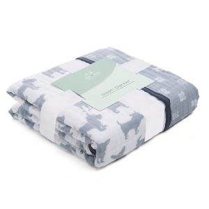 Aden + Anais Waverly Pup Dream Blanket