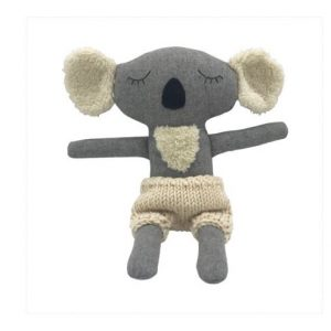 And The Little Dog Laughed Fergus the Koala