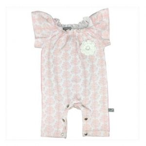 And The Little Dog Maisy Romper