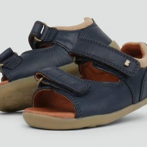 Bobux Driftwood Sandal Navy First Walkers