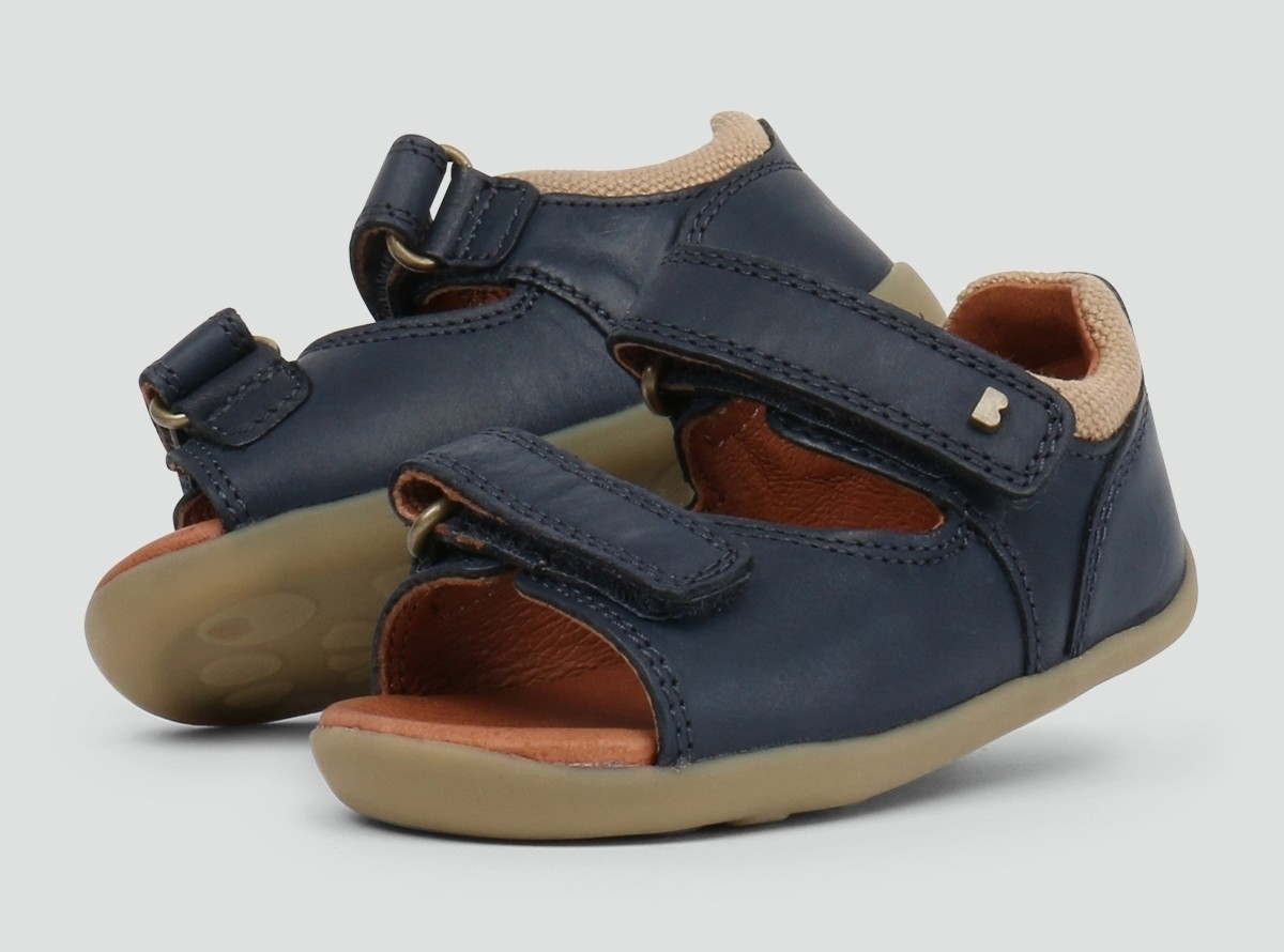 253fb7475c98 Bobux Driftwood Sandal Navy First Walkers | Baby & Toddler Shoes Perth |  Babyroad