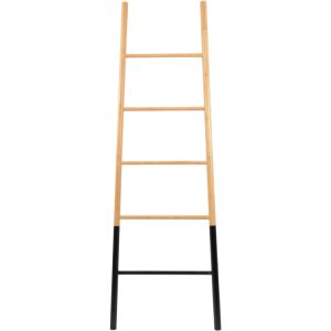 Habitat Bamboo Ladder Black