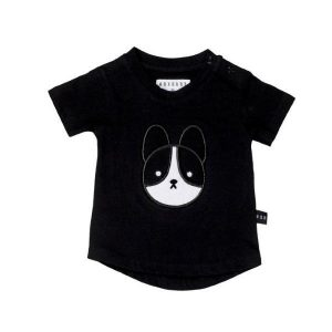 Hux Baby Frenchie Patch T-Shirt