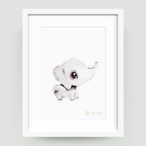 Little Rae Prints Effie the Elephant
