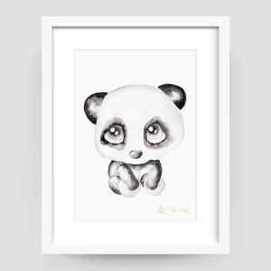 Little Rae Prints Poppy the Panda