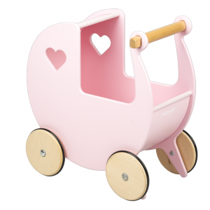 Moover Light Pink Dolls Pram