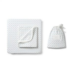 Wilson & Frenchy Droplet Cot Sheet Set