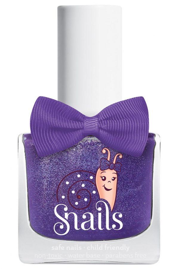 Snails Mini Nail Polish Prom Girl Purple
