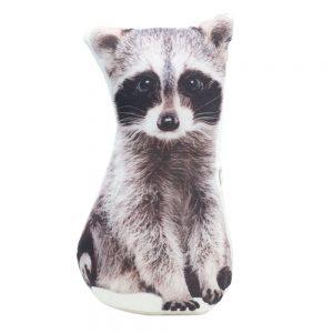 Splosh Raccoon Doorstop