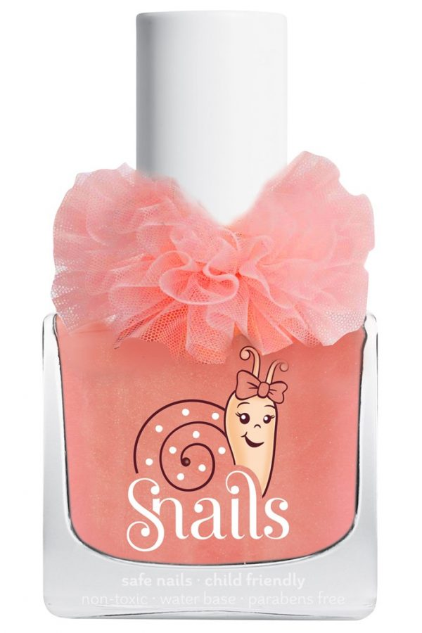 Snails Mini Nail Polish Ballerina Pale Pink