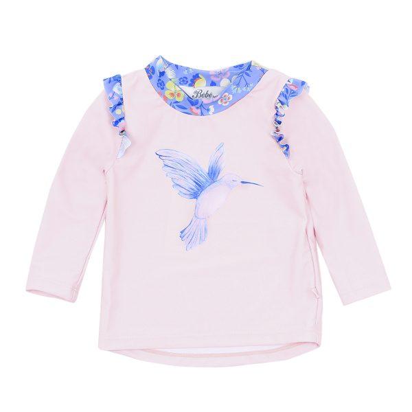 Bebe Emma Hummingbird Rash Vest