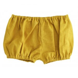 Alimrose Linen Bloomers Butterscotch