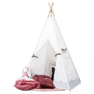 Cattywampus Pearly Moon Teepee