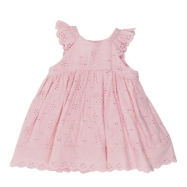 Fox & Finch Tweet Broderie Anglaise Dress