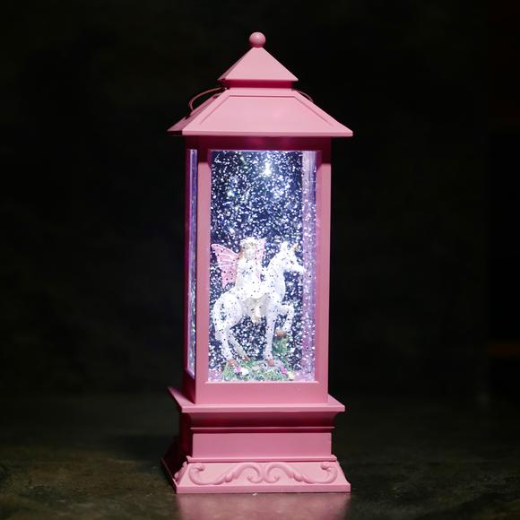 Fairy & Unicorn Pink Lantern