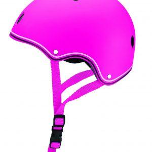 Globber Pink Helmet
