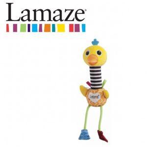 Lamaze Cheery Chirpers Ostrich