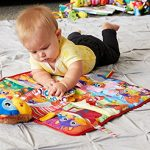 Lamaze Pierre's Perfect Day Book Play Mat2