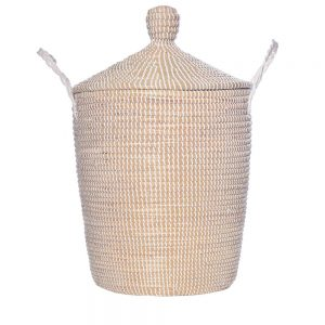 Olli Ella Neutra Basket Large