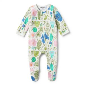 Wilson & Frenchy Flora Zipsuit
