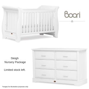 Boori Sleigh Nursery Package II