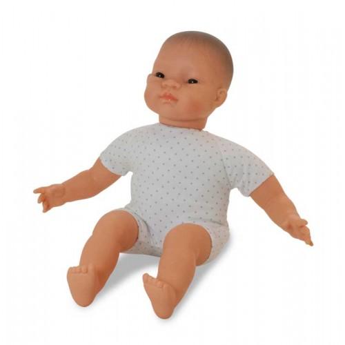 Miniland Asian Soft Body Doll