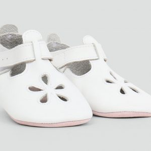 Bobux Daisy Shoe White