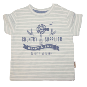 Love Henry Country Supplier Tee