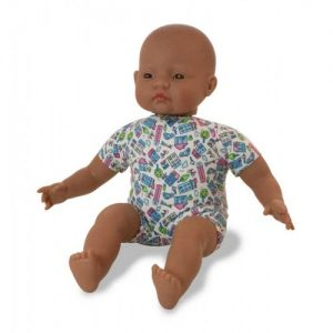 Miniland Latin American Soft Body Doll