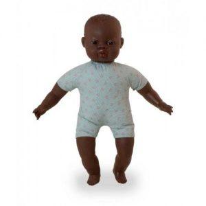 Miniland African Soft Body Doll